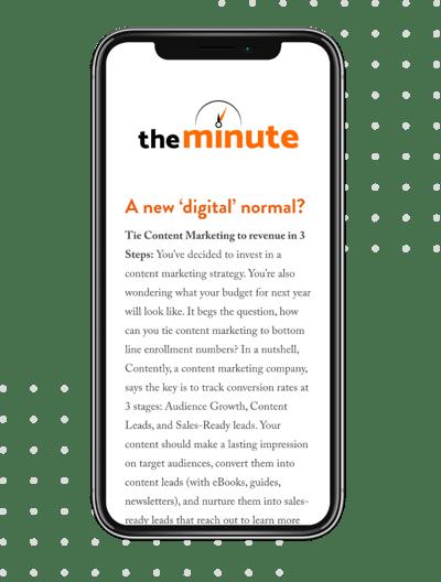Minute-Promo