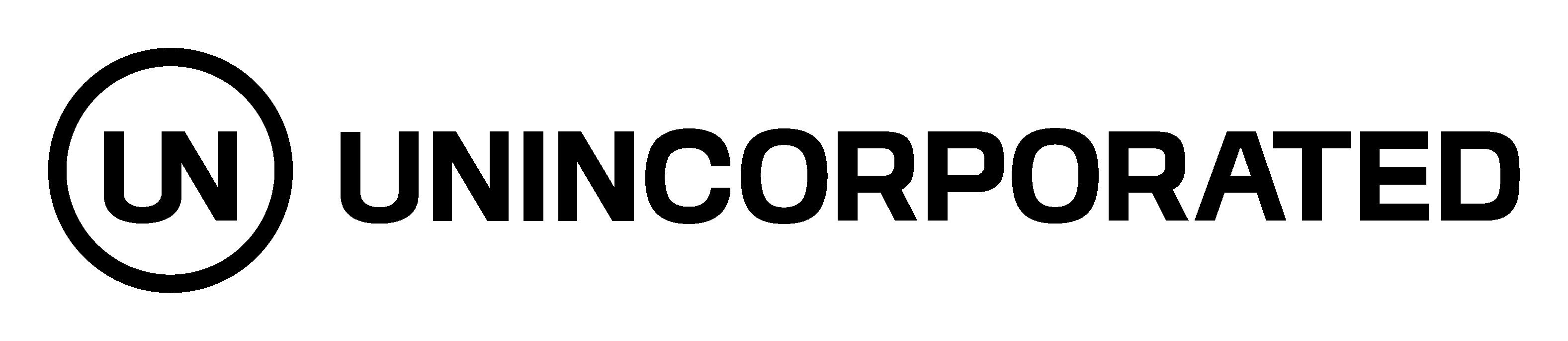 Unincorporated logo